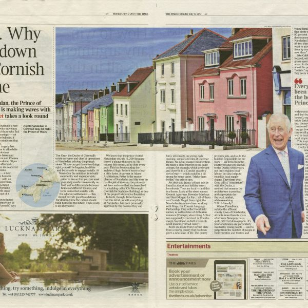 Why Charles is down with the Cornish surfer scene – The Times