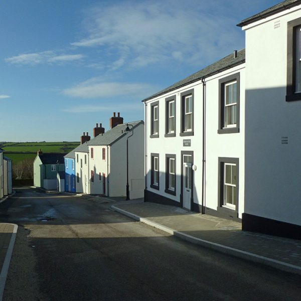 INTBAU Excellence Award for Tregunnel Hill in Newquay