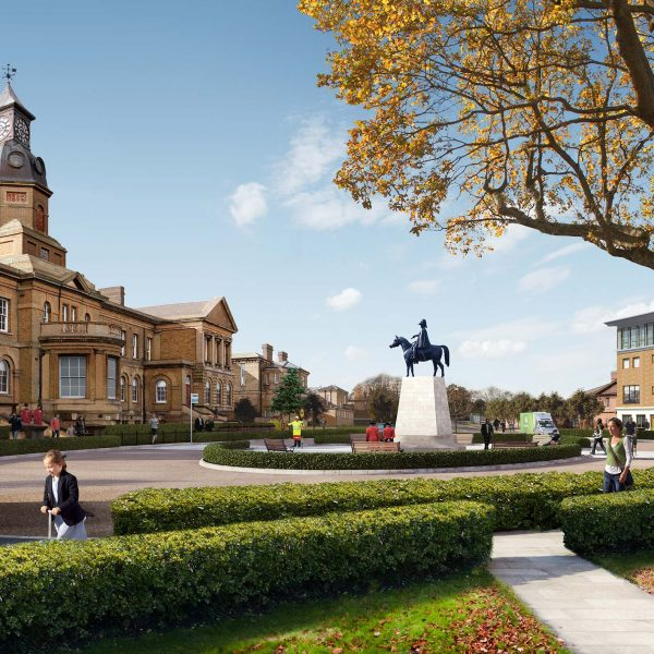 International Making Cities Livable Award 2015 for Wellesley, Aldershot