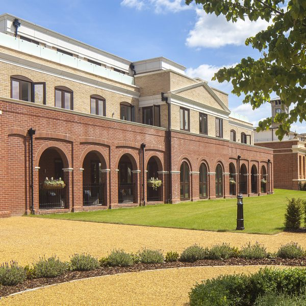 Royal Institute of Chartered Surveyors London Awards 2015 for housing at Bentley Priory