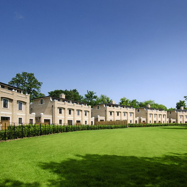 UK Property Award 2014 for housing at Bentley Priory