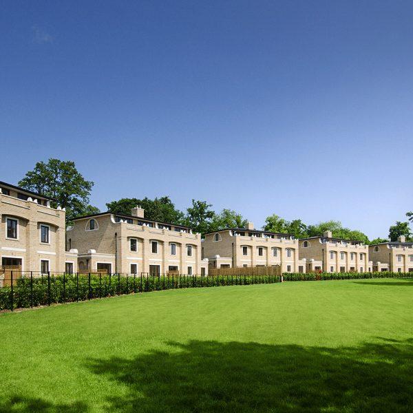 UK Property Award 2014 for housing at Bentley Priory
