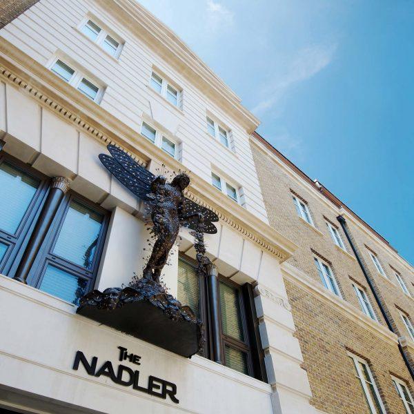 Georgian Group Awards 2014 for The Nadler Soho hotel, London